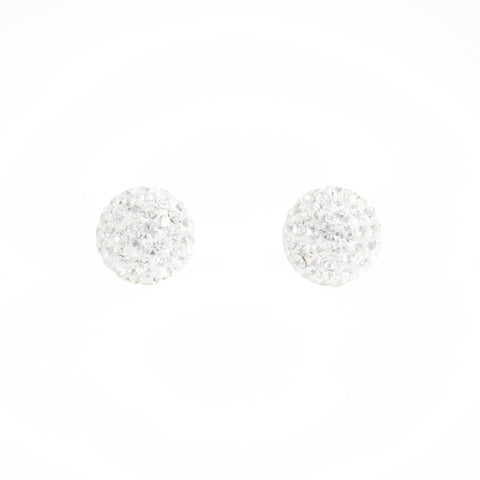 Radiance Studs Silver