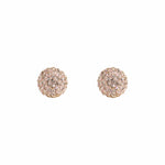 Radiance Studs Rose Gold