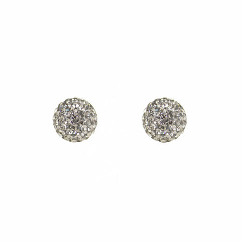 Radiance Studs Charcoal