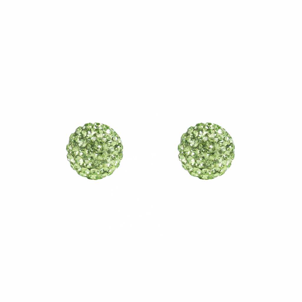 Radiance Studs Lime