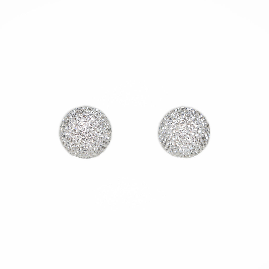 Radiance Micro Pave Studs 12mm