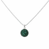 Radiance Necklace Emerald