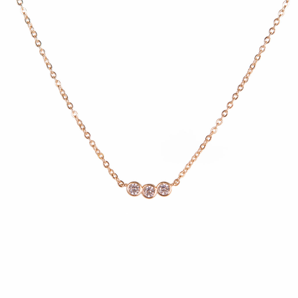 Three Dot Necklace