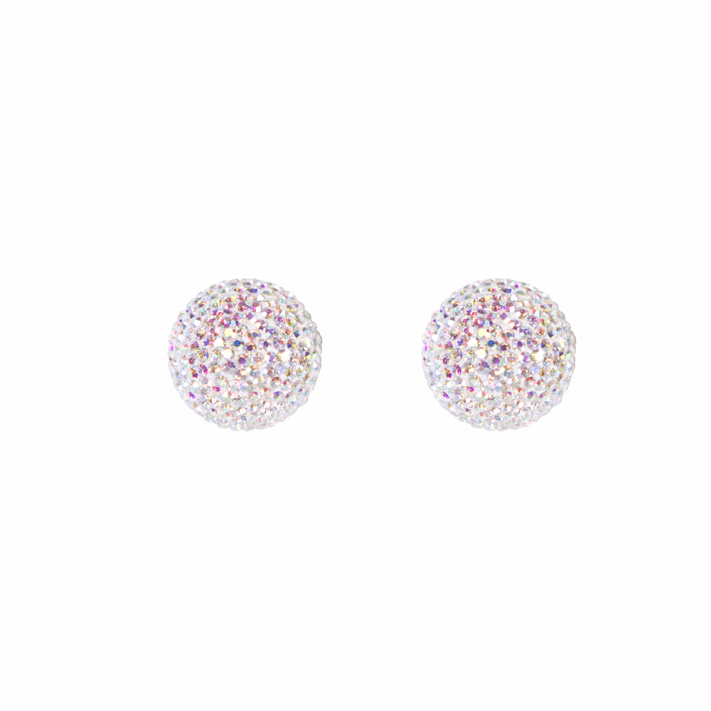 Load image into Gallery viewer, Radiance Micro Pave Studs 12mm