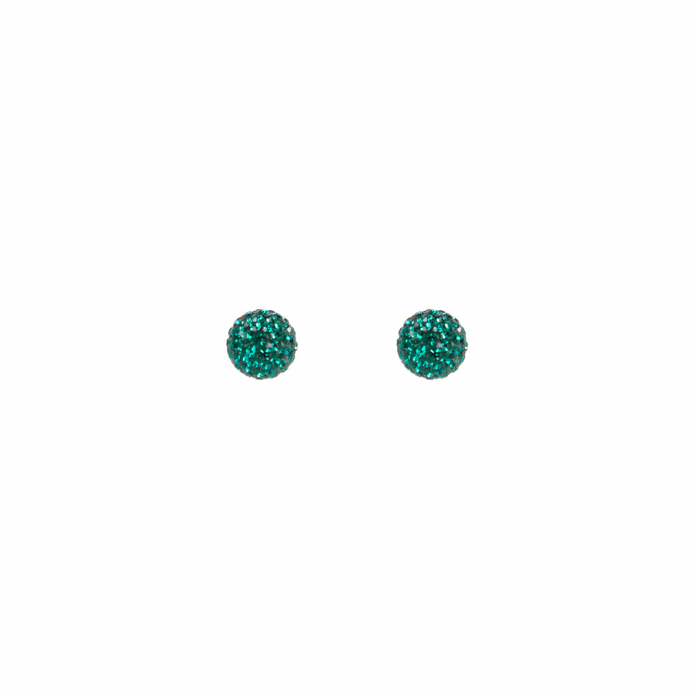 Load image into Gallery viewer, Radiance Micro Pave Studs 6mm