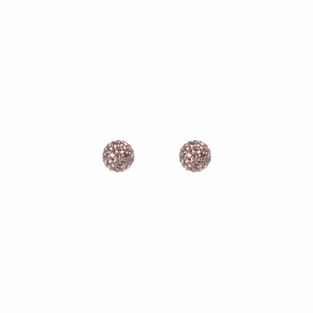 Radiance Micro Pave Studs 6mm