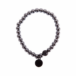 Load image into Gallery viewer, Hematite Stacking Bracelet