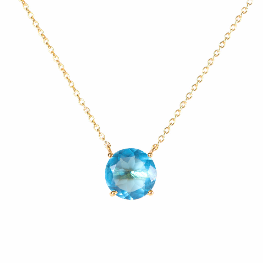 Candy Gem Necklace
