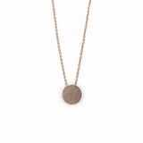 BUZZ Dot Mini Metal Necklace