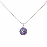 Radiance Necklace Grape
