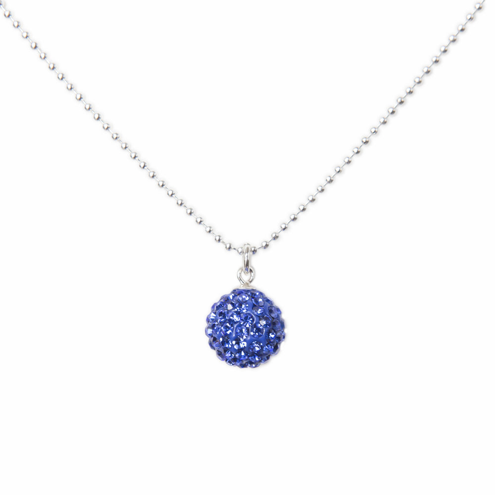 Radiance Necklace Cobalt