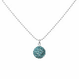 Radiance Necklace Teal