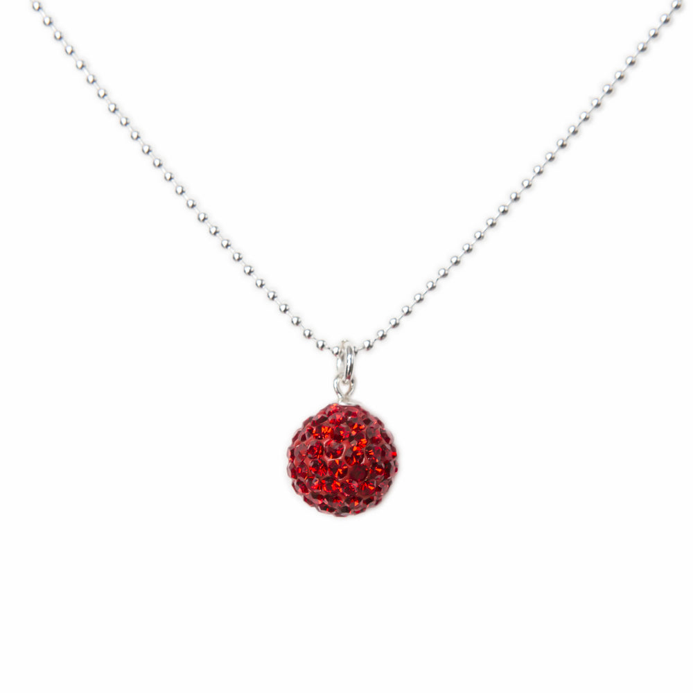 Radiance Necklace Red