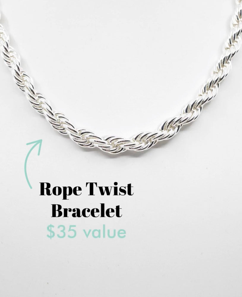 Silver Ropes - The Set