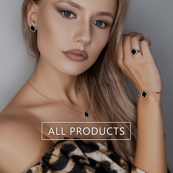 Mosaic Jewels Hamsa and Evil eye collection