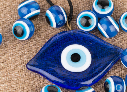 What Is The Meaning Of Evil Eye Mosaic Jewels