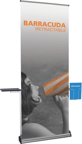Premium Retractable Banner Stand Accessory Kit 1