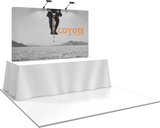 3 x 2 Coyote Popup Graphic Kit (Straight)