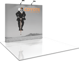 3 x 3 Coyote Popup Graphic Kit (Straight)