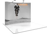 4 x 3 Coyote Popup Graphic Kit (Curved)