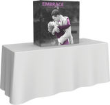 1 x 1 Embrace Fabric Display (Front & Endcaps)