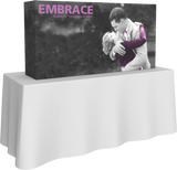 2 x 1 Embrace Fabric Display (Front and Endcaps)