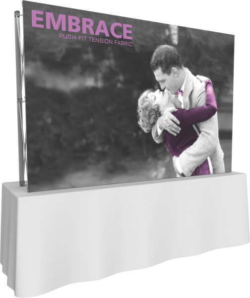3 x 2 Embrace Fabric Display (Front Only)