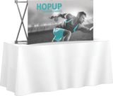 2 x 1 Hopup Front Graphic Only - Curved