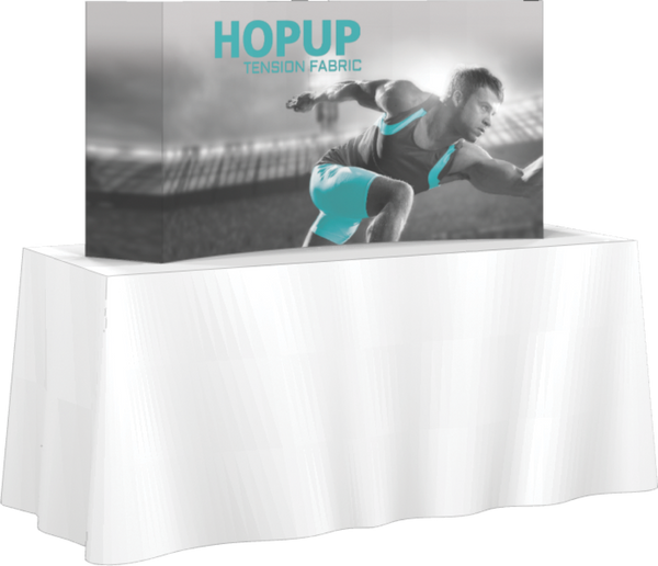 2 x 1 Hopup Full-Fitted Curved Graphic