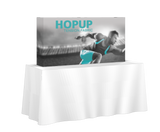 2 x 1 Hopup Full-Fitted Straight Graphic