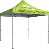 Zoom 10' Popup Tent -  Printed Canopy Only