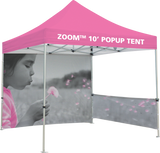 Zoom 10' Popup Tent -  Fullwall Only