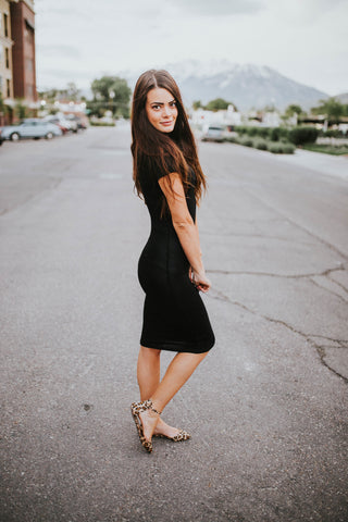 Everyday Dress in Black