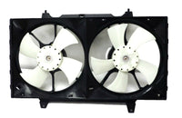 CF2011070 Radiator Dual Cooling Fan 1993-1997 Nissan Altima 2.4L