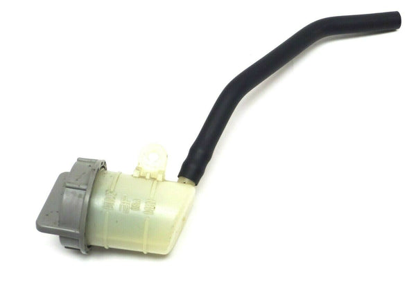 Brake & Clutch Remote Reservoir Bottom Side Exit with Hose 3.0 mm line size