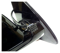 Mirror Right Passenger Side Terra Mocha Blind Zone Alert Suburban Tahoe Yukon