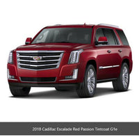 Cadillac Escalade Mirror Passenger Side Red Passion Side Alert Sensor Camera