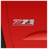 Chevrolet Z71 Emblem with Mylar Templet 2pcs 2016-20 Chevrolet Colorado