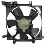 CF2011780 American Condenser Radiator Cooling Fan 2005-12 Subaru Legacy Outback