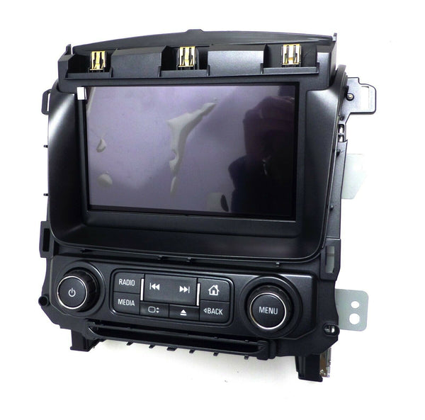 23383723 OEM Touch Screen Modulation Stereo Radio Receiver 2016 GMC Yukon