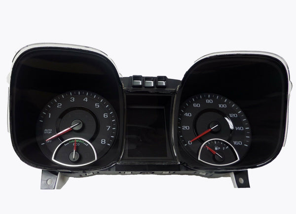 2014 Chevrolet Malibu OEM Cluster with Eco Option Auto Stop 23128275