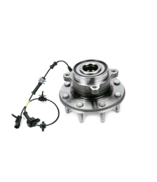 New Front Wheel Bearing Hub 2016-18 Chevrolet Suburban 3500HD GMC Sierra 3500HD
