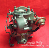 1978-80 Chevrolet & GMC Automovite & PickUp Remanufacured Carburetor L6 4.1&4.8L