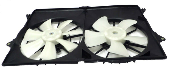 CF2010590 Dual Radiator Cooling Fan 2004-2006 Chrysler Pacifica 3.5L