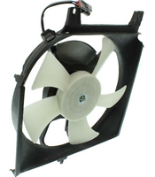 Engine Cooling Fan Assembly 1995-99 Nissan Sentra 1995-98 Nissan 200SX