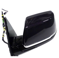 2015-18 Cadillac Escalade Mirror Driver Side Midnight Sky w/Side Alert Sensor