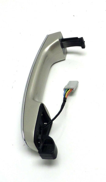 23463986 Keyless Exterior Door Handle Champagne 2015-2019 Cadillac Escalade