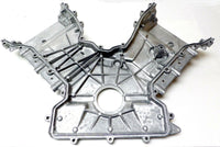 Factory Front Timing Chain Cover Housing 4.0L AJ28 Eng.  2001-02 Jaguar S Type