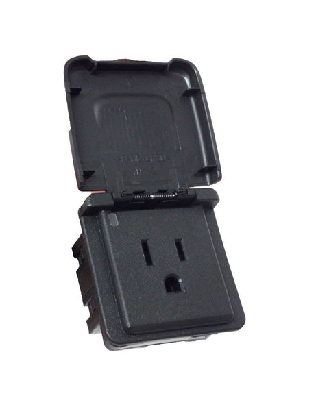 Power Outlet 110 Volt Receptacle 2015-2017 Cadillac Escalade
