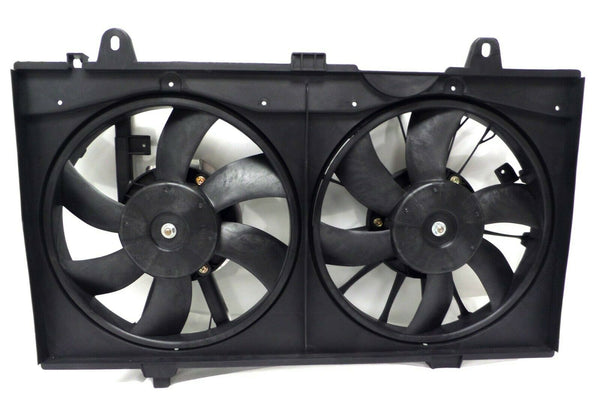 CF2012390 Dual RadiatorCooling Fan for 2006-2012 Nissan Sentra 2.5L